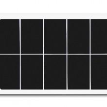 供应定做中高端太阳能电池板组件深圳太阳能板厂迪晟太阳能板