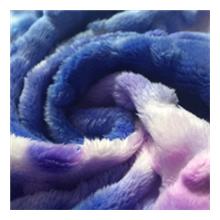 布料批发 水晶绒 件染和件染球粒外形 水晶绒床品
