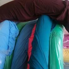 厂家大量批发纯棉布头、布尾 莫代尔、匹布、莱卡