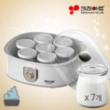 韩国Kitchen-Art厨房艺术酸奶制作机+7个料理瓶