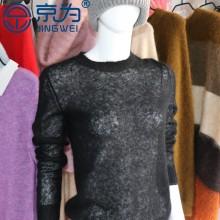 汕头羊毛马海毛毛衣 台湾织造马海毛毛线工厂批发