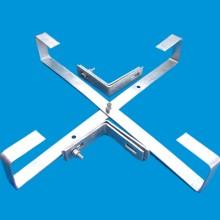 光缆预留架厂家直营余缆支撑架水泥电线杆用光缆盘留架