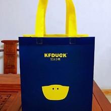 婴童食品包装袋时尚新颖无纺布袋淋膜腹膜环保袋超声波机压立体袋