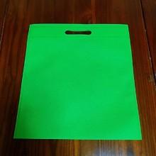 广州花都冲孔袋超声波机压无妨袋广告宣传环保袋高档服装置物袋