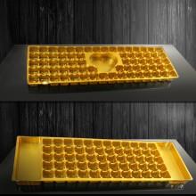 80颗巧克力礼盒内托(多款)