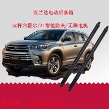 深圳无刷双杆六霍尔汽车电动尾门