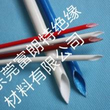 彩色电机耐高温油布通硅橡胶内胶外纤管广东富朗特