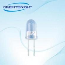 5MM直插白光彩光LED灯珠系列