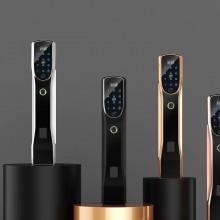 指纹锁十大品牌凯恩斯家用全自动智能指纹锁厂家批发加盟代理