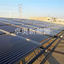 丹阳宏福物流园太阳能加空气能热水工程