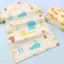 儿童纱布方巾