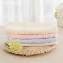 6层纯色方巾