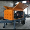 大东方机械40细石混凝土输送泵怎么样 小型混凝土输送泵价格