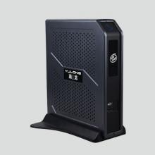 禹龙供应教育专用云终端x86 瘦客户机 共享桌面终端机