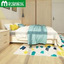 大连板式家具131-1-8床卧室家具