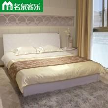 大连板式家具3102床卧室家具