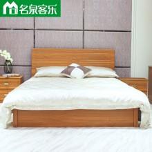 大连板式家具M08卧室床