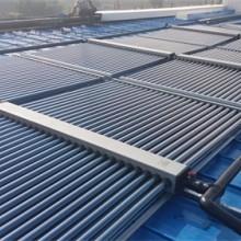 苏州电子园员工宿舍太阳能空气能热水工程