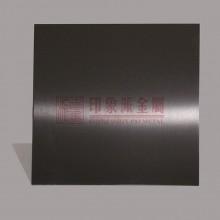 供应 304不锈钢黑钛无指纹拉丝板  厂家直销
