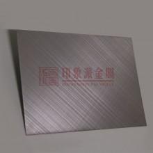 供应 304双向拉丝 交叉拉丝 横拉丝斜拉丝不锈钢装饰板