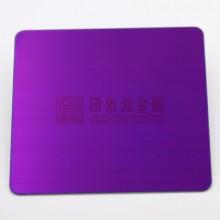 供应 304紫罗兰拉丝不锈钢板 拉丝不锈钢板 不锈钢装饰板