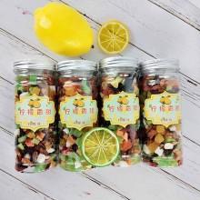 小懒猪柠檬味水果茶夏季热销酸甜美味