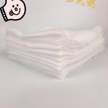 广州批发无纺布袋现货白色鞋套袋子防尘环保袋加急定印字LOGO