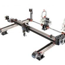 厂家直销十字工作台直线铝型材模组配件线性模组多轴机械手