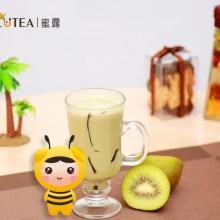 MELUTEA蜜露茶铺奶茶品牌加盟店辨识度高颜值高、实力高