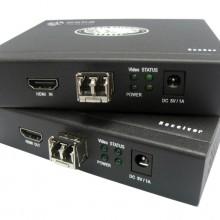 朗恒HDMI/DVI无压缩光纤传输10KM