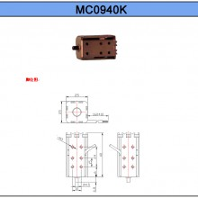 MC0940K电磁铁