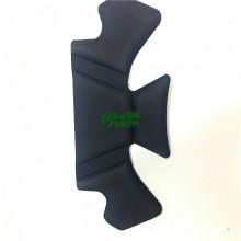 厂家直销 运动头盔EVA内衬 海绵垫海绵 热压成型 可定制