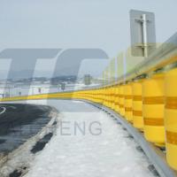旋转护栏 公路护栏 防撞护栏