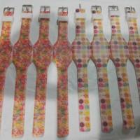 盛煌科防水个性硅胶表带印刷   硅胶打印机