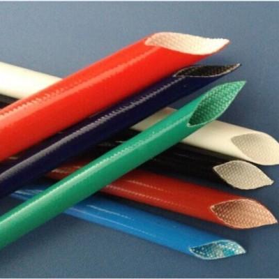 四川友鹏专业厂家提供耐高温玻璃纤维管,价格实惠