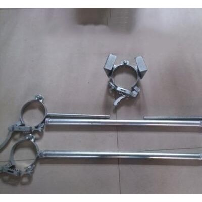 115加重型单体液压支柱硬链接 连接器防倒装置安装步骤
