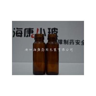 沧州药用玻璃瓶厂家价格量大从优