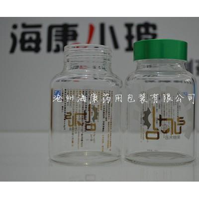 铁皮枫斗保健品玻璃瓶价格