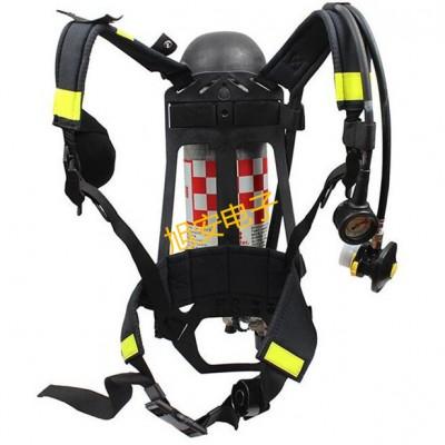 霍尼韦尔C900正压式消防空气呼吸器Pano面罩