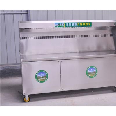 浙江 2米 无烟净化环保烧烤车