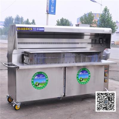 江苏 1.6米 无油烟烧烤车