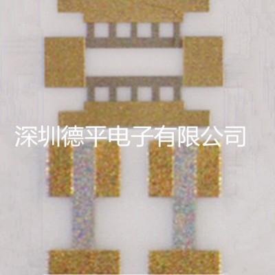 供应3W高频18GHz薄膜衰减片,0805贴片式衰减片
