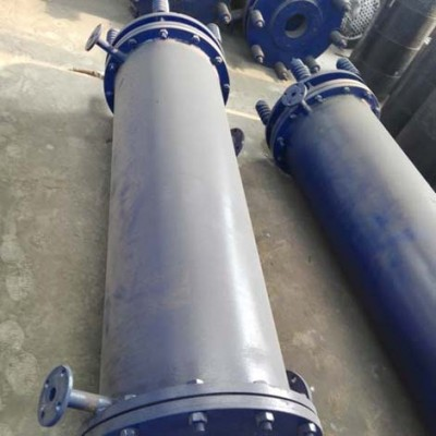 林州市石墨冷凝器流体阻力小