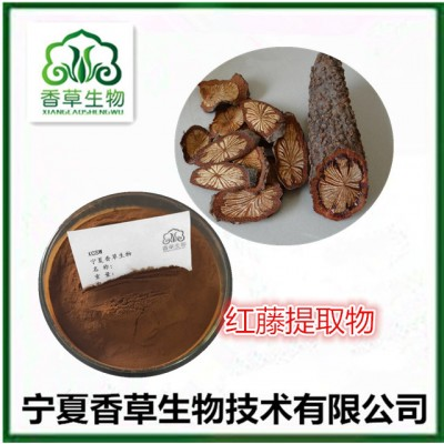 红藤提取物厂家 大血藤多糖 红藤纯粉价格 血通茎叶粉