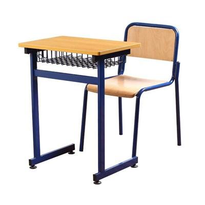 华鑫人设计学生课桌椅先从安全方面考虑