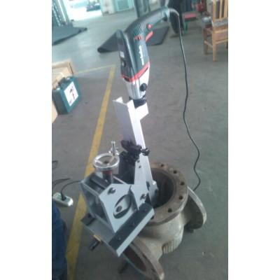 宜春专业阀门维修设备,华沃阀门研磨机便携式