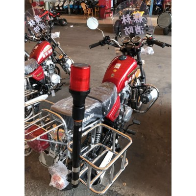 二轮消防摩托车车载式喷雾灭火装置1套