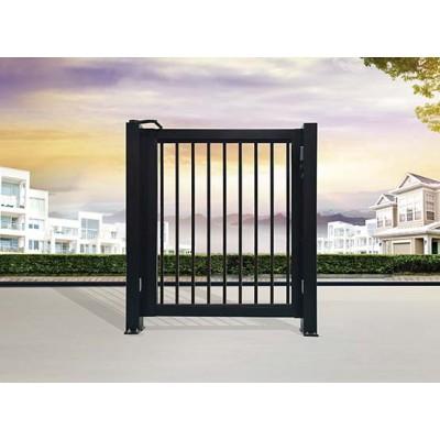 沈阳红门电动侧小门P701TA小区出入口人行通道门