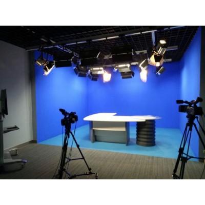 广电虚拟演播室设备系统珠江摩尔虚拟演播厂家