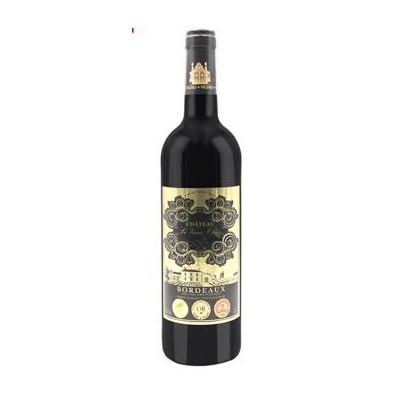 老橡树红葡萄酒2015 法国波尔多 原装进口
